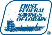 First Federal Savings of Lorain Ohio Logo (Link to Homepage)