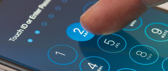 Securing iOS Devices - First Federal Savings of Lorain Bank